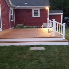 Let J.F. Powers Construction Deck Out Your Property